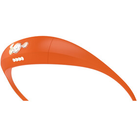 Knog Bandicoot Faretto Frontale, orange